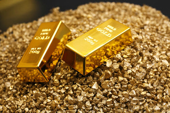 رنگ طلا در بورس کالا