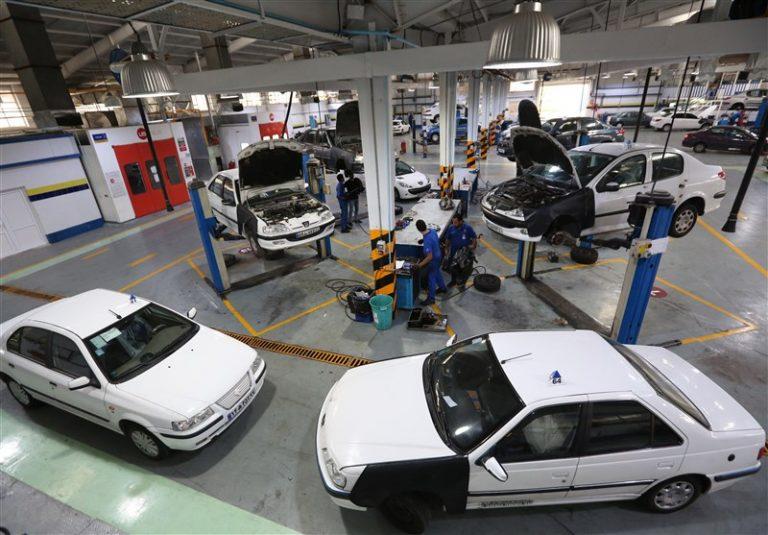 ایرانخودرو با تولید ۴۰ هزار دستگاه خودرو رتبه دوم تولید در اردیبهشت ماه