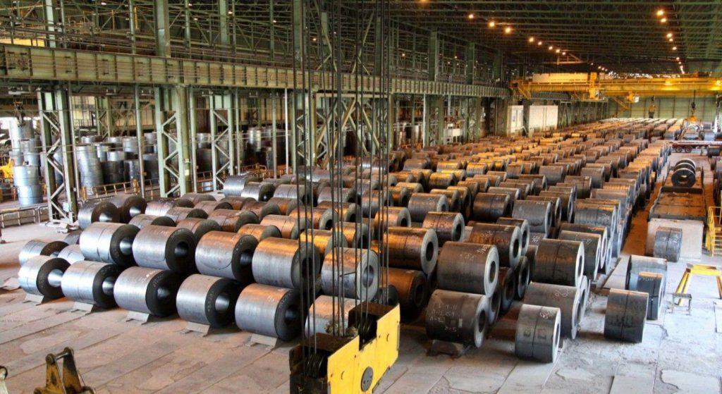 تاثیر جنگ تجاری آمریکا بر بازار فولاد جهان و ایران