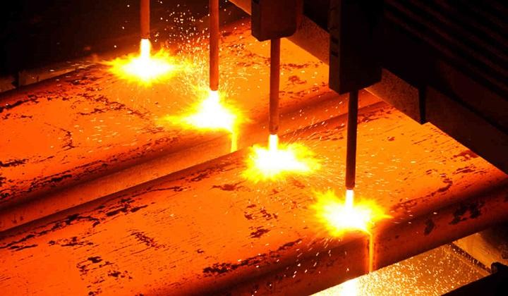 تامین مالی بانک ملی ایران در حوزه صنعت فولاد