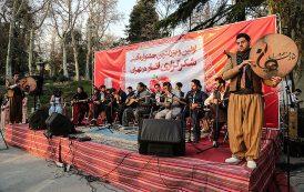 اولین و بزرگترین جشنواره آیینی شکرگزاری انار در تهران