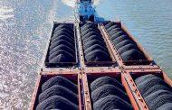 بارگیری دومین محموله صادراتی زغال سنگ طبس به مقصد چین