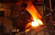 رشد یک درصدی تولید فولاد خام جهان