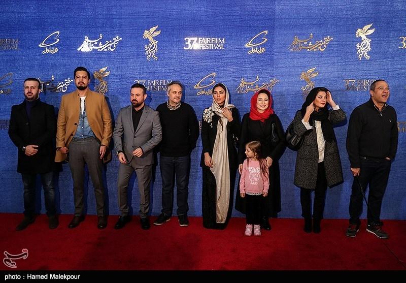 عوامل فیلم طلا در سیوهفتمین جشنواره فیلم فجر
