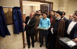 افتتاح شش پروژه فرهنگی، آموزشی و ورزشی تربیت بدنی آستان قدس رضوی