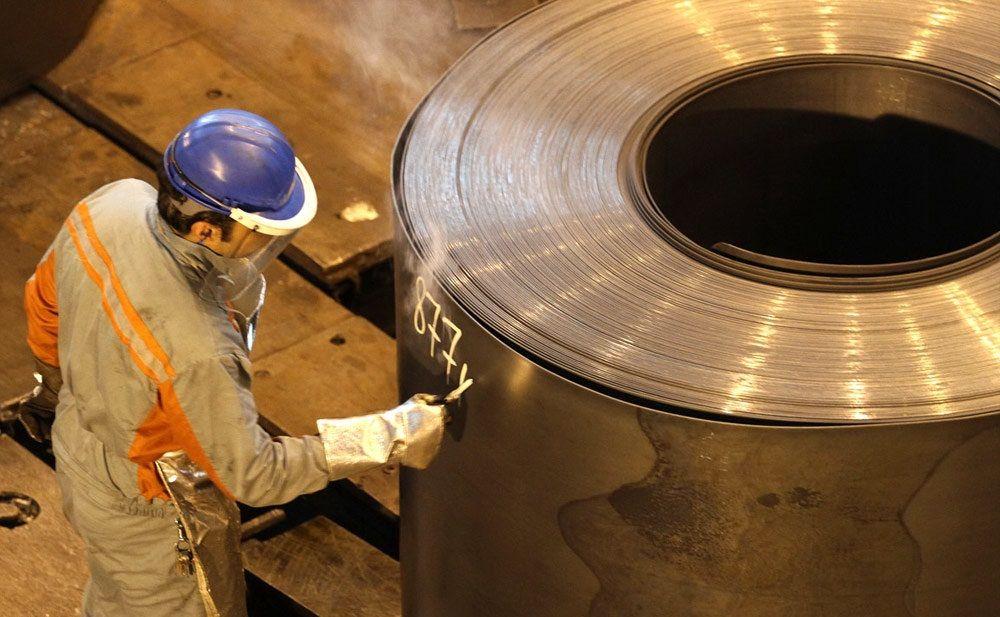 هشت شغل غیرمستقیم با یک شغل در صنعت فولاد