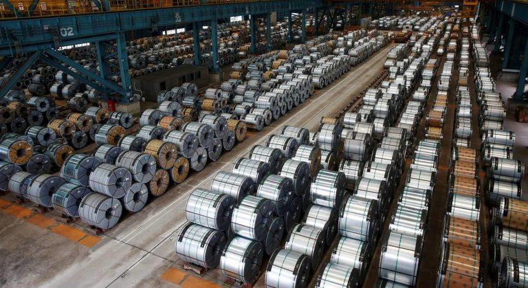 رقابت فولاد مبارکه با فولاد سازان جهانی
