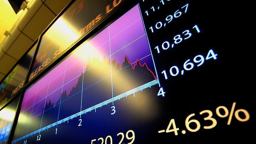 افت سهام آسیایی با احتمال کاهش کمتر نرخ بهره
