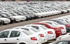 کاهش ۲هزار میلیارد ریالی فروش ایران خودرو در فروردین ۹۸