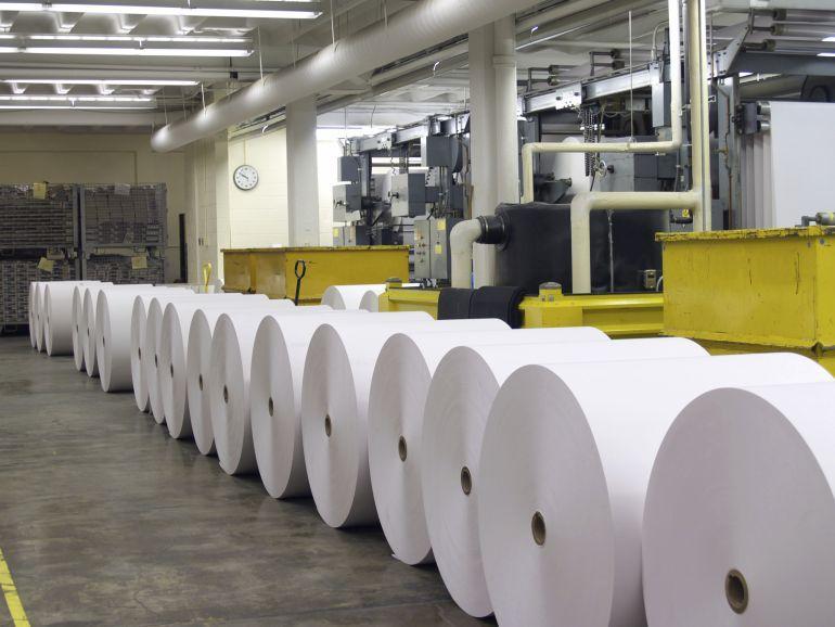 افزایش ۳ برابری قیمت کاغذ بعد از ورود «ارشاد»