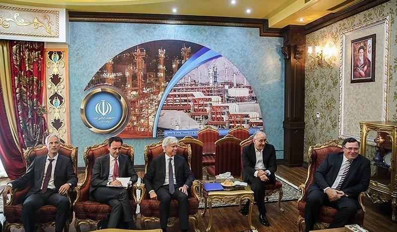 ۳ غول نفتی ایران آماده توسعه فاز ۱۱ پارس جنوبی