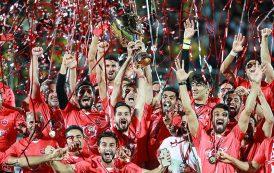 پرسپولیس قهرمان هجدهمین دوره لیگ برتر فوتبال