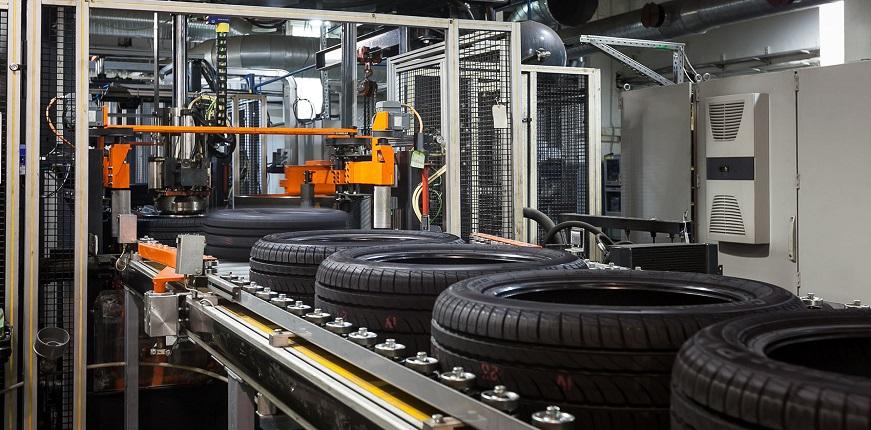 ظرفیت بالا و تولید پایین در صنعت تایر