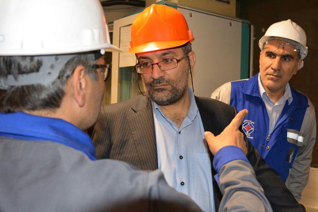 افزایش ۶۰ هزار تنی تولید فولاد اسفراین