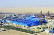 ارتقا ۱۲ هزار تنی تولید گندله در فولاد خراسان