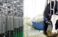 افزایش ۴۰۰ تومانی قیمت شیر خام شرکت لبنیات پاک