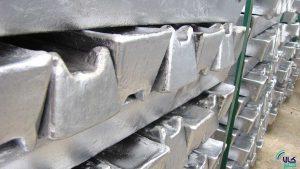 تولید ۳۶.۷ هزار کیلوگرم شمش آلومینیوم تا پایان اردیبهشت ماه