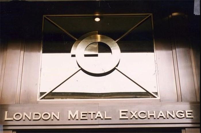 کاهش ۵۲ دلاری قیمت آلومینیوم در بورس فلزات لندن
