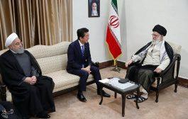 دیدار نخست وزیر ژاپن با رهبر معظم انقلاب