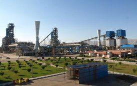 بهبود کیفیت تختالهای تولیدی در فولاد هرمزگان