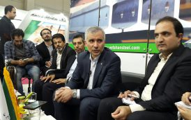 نشست خبری منصور یزدیزاده مدیرعامل شرکت ذوب آهن اصفهان با اصحاب رسانه