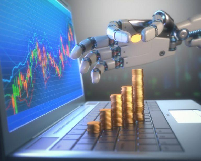 زمان خرید و فروش سهام را از رباتها بپرسید