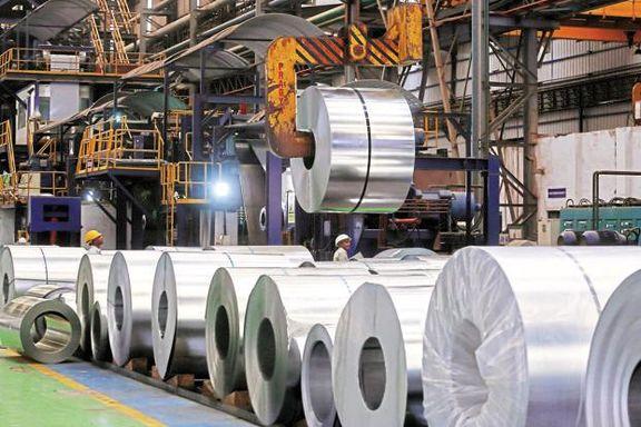 صادرات محصولات فولادی ۶۰ درصد رشد کرد