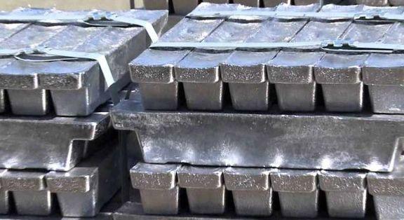 معامله ۹۴۰ تن شمش آلومینیوم در بورس کالا