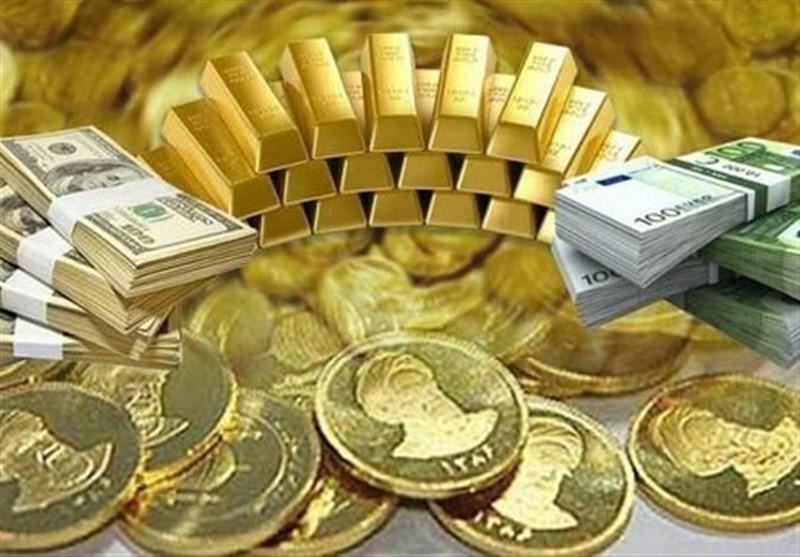 طلا و سکه در بازار آزاد گران شد