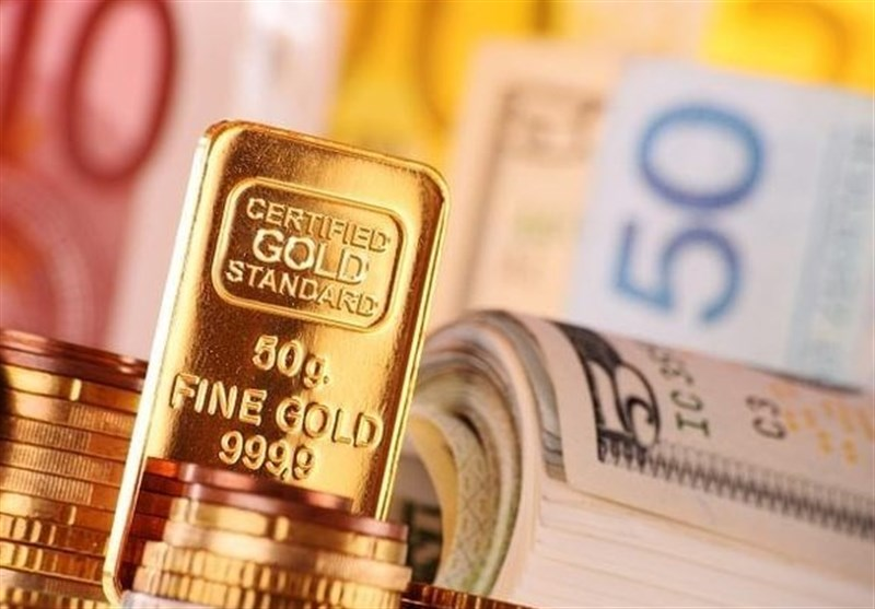 کاهش ۰.۳۳ درصدی قیمت طلا در بازارهای جهانی