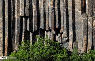 ستونهای منشوری « بازالتی » ماکو