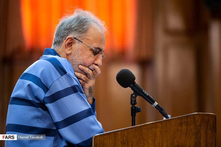 دومین جلسه دادگاه « شهردار اسبق تهران »