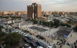 افتتاح مجموعه ورزشی، تفریحی شهیدحاج احمد مایلی