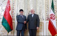 دیدار وزرای امور خارجه ایران و عمان