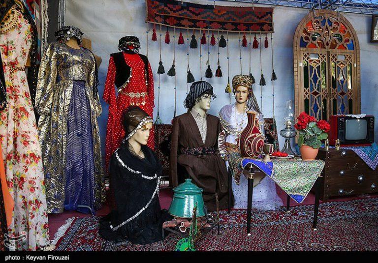 جشنواره و نمایشگاه مد و لباس کُردی - سنندج