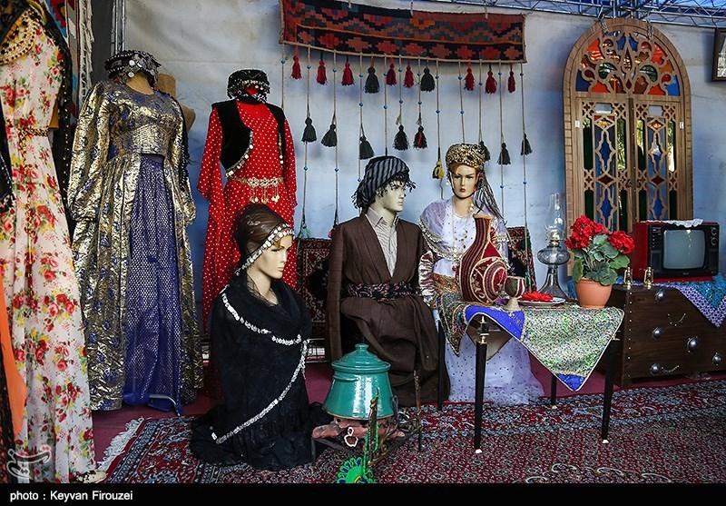 جشنواره و نمایشگاه مد و لباس کُردی – سنندج