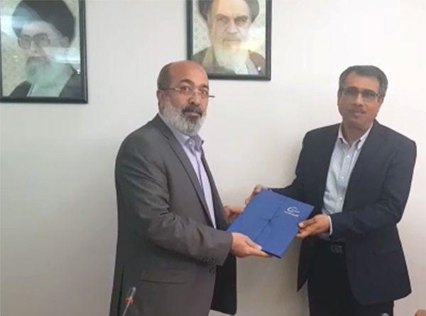 تودیع و معارفه سرپرست شرکت پترو ایرانیان