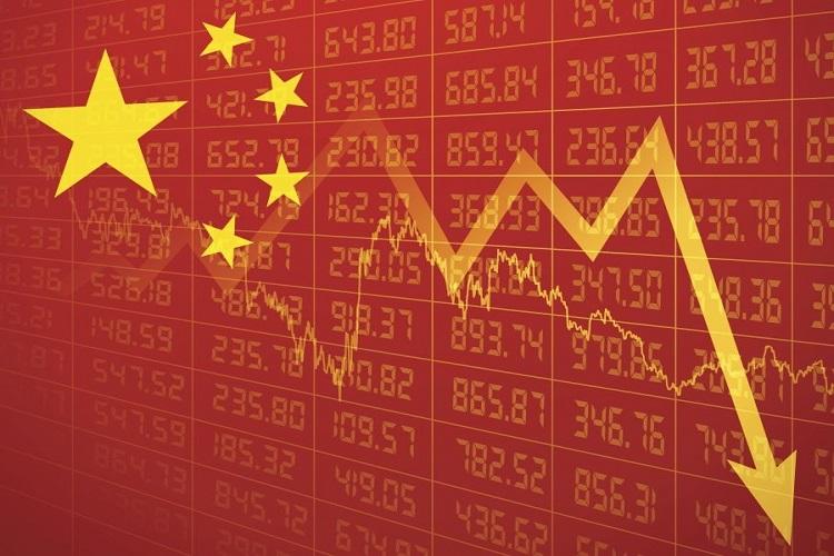 سقوط تولیدات صنعتی چین در ماه اوت