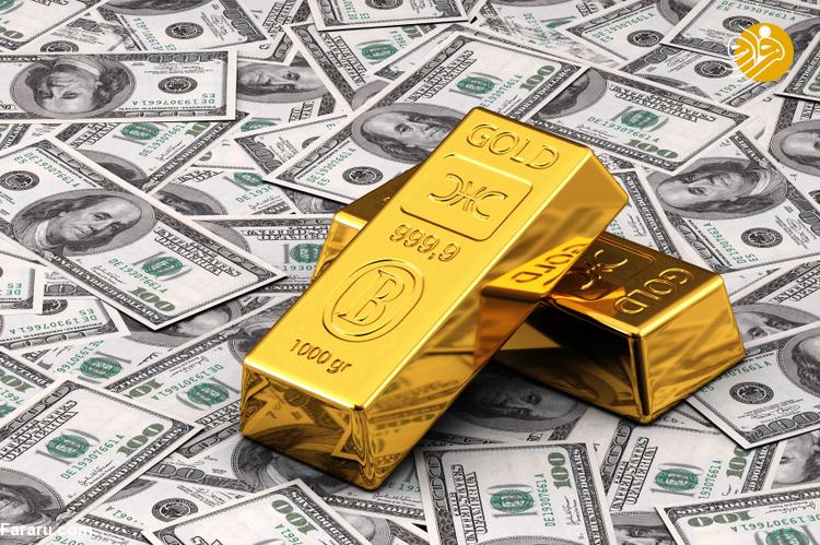 طلای جهانی هفته گذشته گران شد
