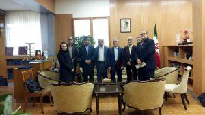 فولاد مبارکه و دانشگاه تهران تفاهمنامه همکاری امضا کردند