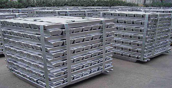 کاهش قیمت ۰٫۹ درصدی آلومینیوم در بازار جهانی