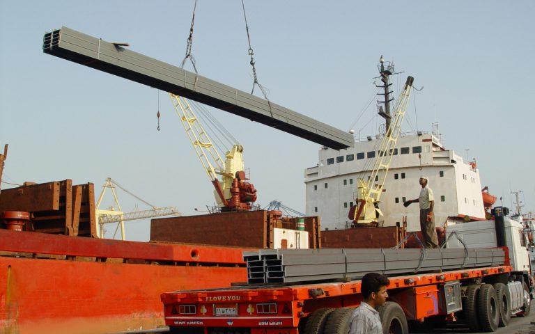 افزایش سهم صادرات در ذوب آهن اصفهان