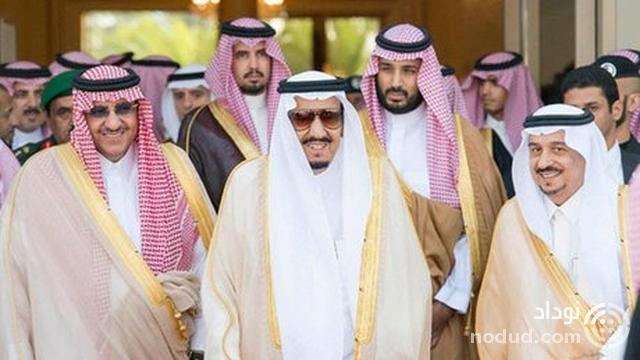آل سعود در فهرست ثروتمند ترین خانواده های جهان