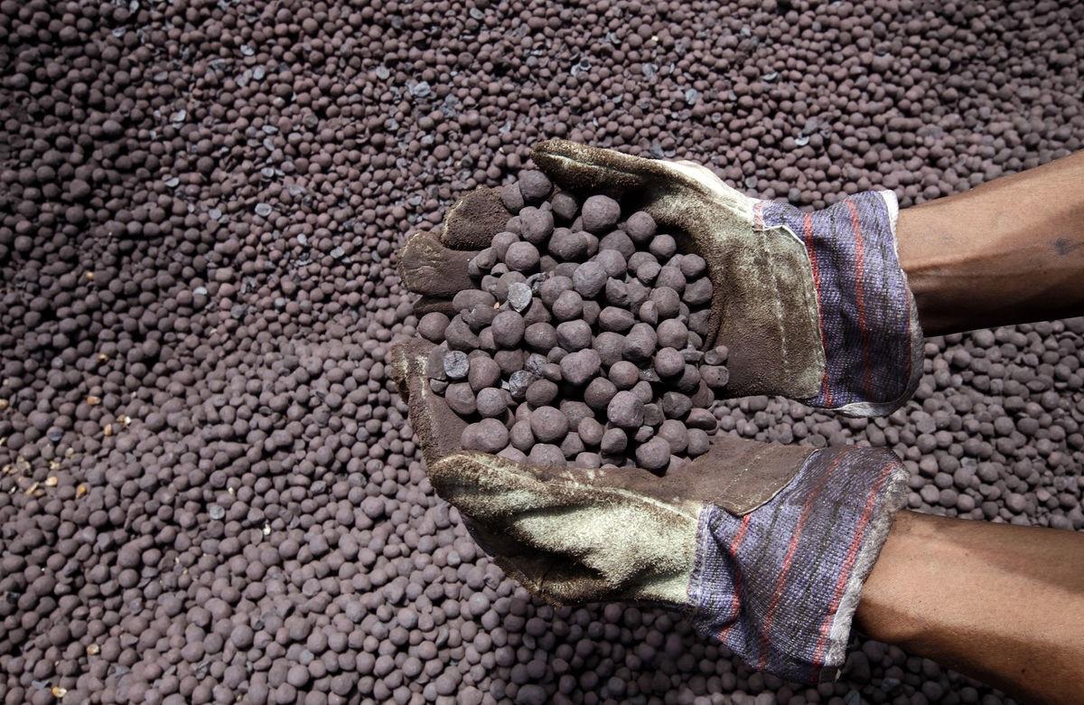 قیمت سنگ آهن کاهشی پیش رفت