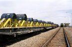 استقبال شرکت های فولادی از حمل ریلی
