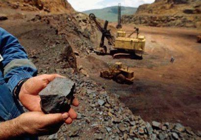 عوارض ۲۵ درصدی بر صادرات سنگ آهن ، بی اثر و عقیم