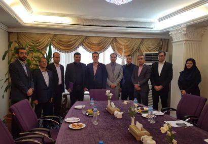 بانک اقتصاد نوین شریک تجاری فولاد خوزستان است