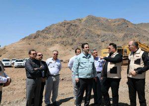 بررسی آخرین وضعیت پروژه کنسانتره سنگان فخاس