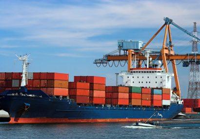 مقاصد عمده صادرات و واردات کالا در هشت ماه اخیر