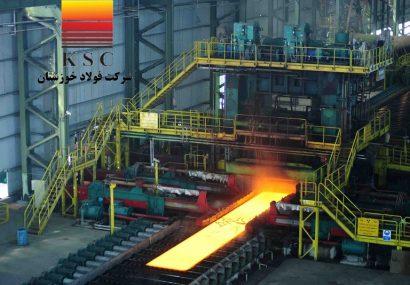 فولاد خوزستان الگوی دیگر شرکت ها در بومیسازی